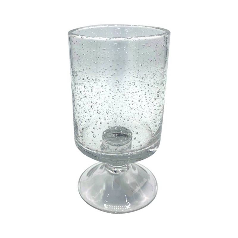 Set 6 bicchieri con gambo...