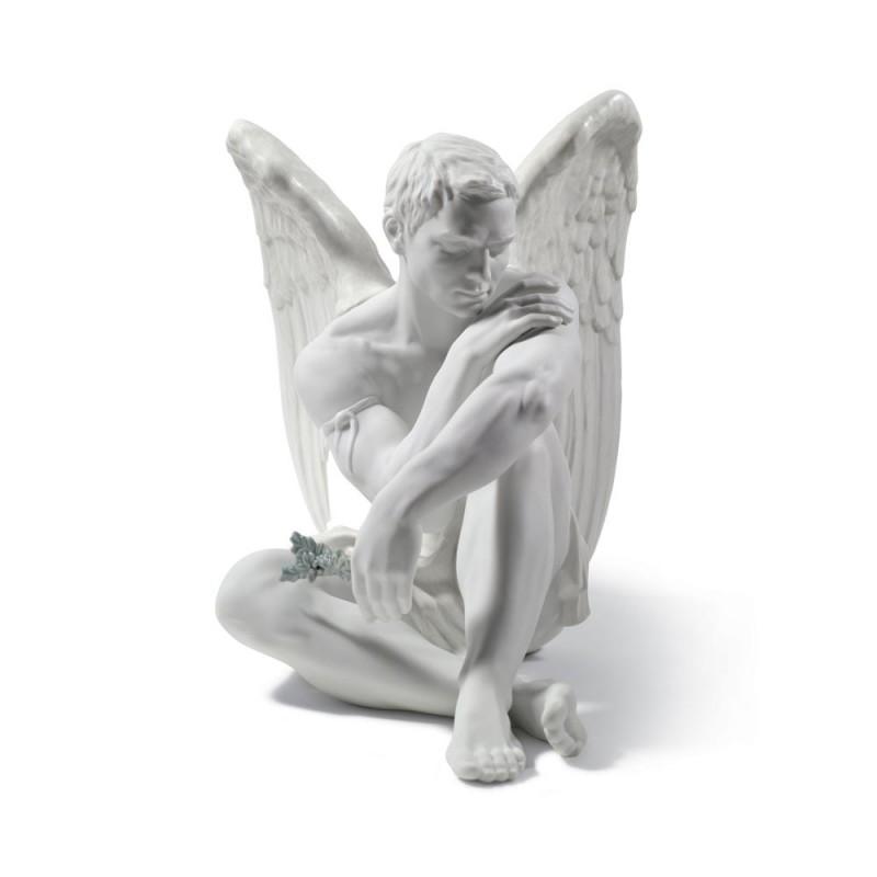 Statua Angelo Custode in...