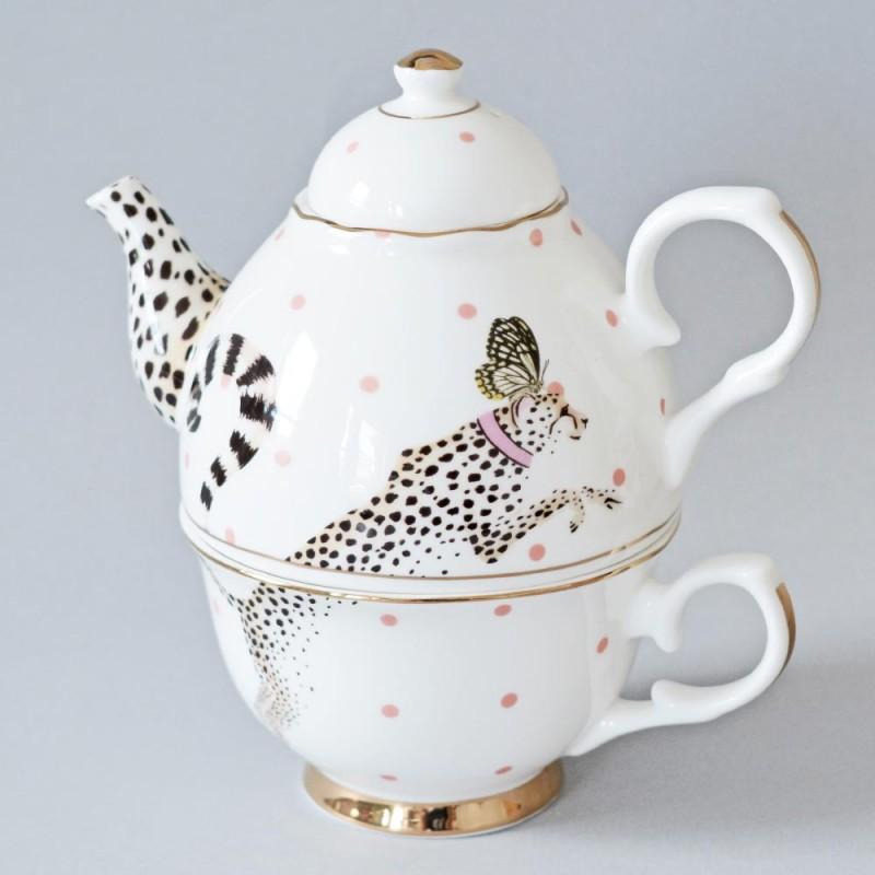 Yvonne Ellen London Tea for...