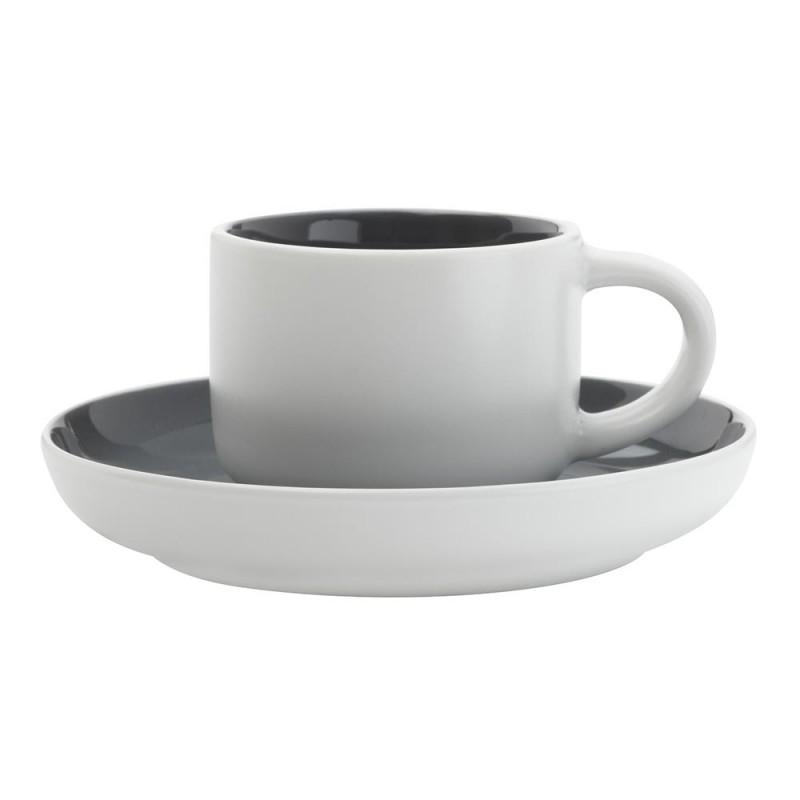 Tazzina caffè con piattino...