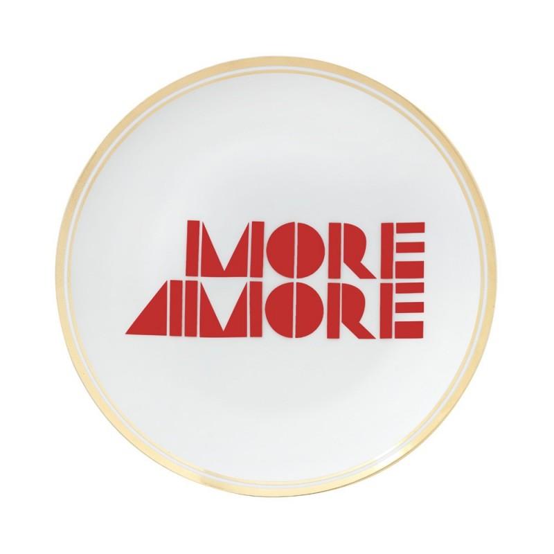 Piatto frutta More Amore -...