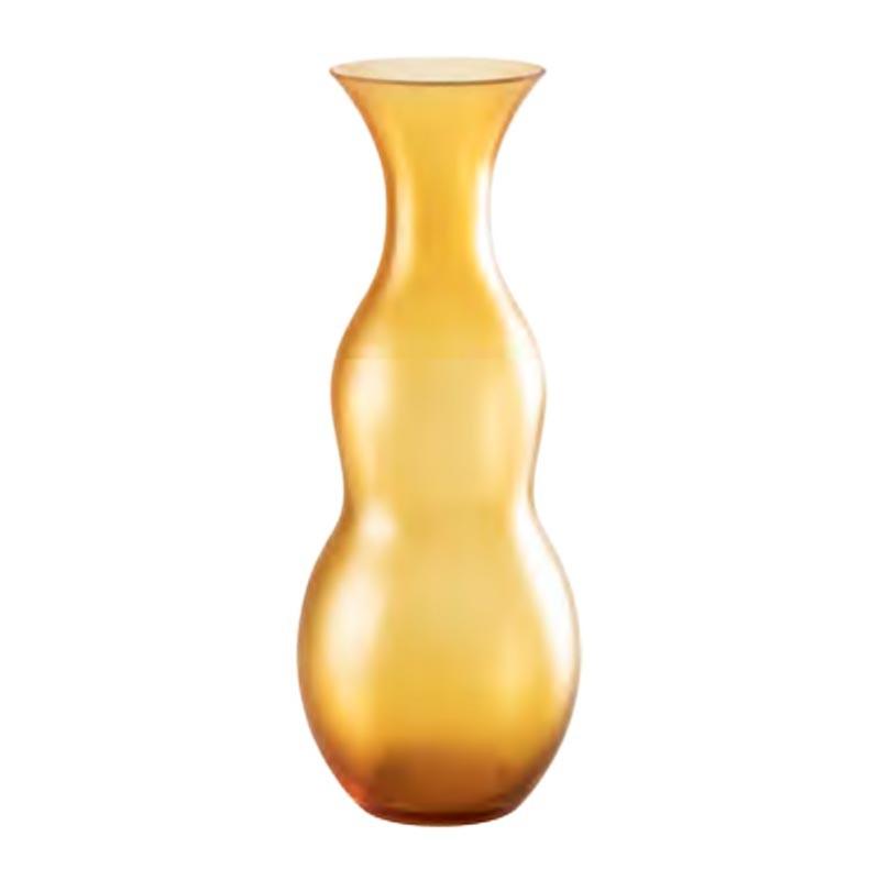 516.86 AA SAT-Venini vaso Pigmenti ambra - Christmas Collection 2020 Candida Celiento