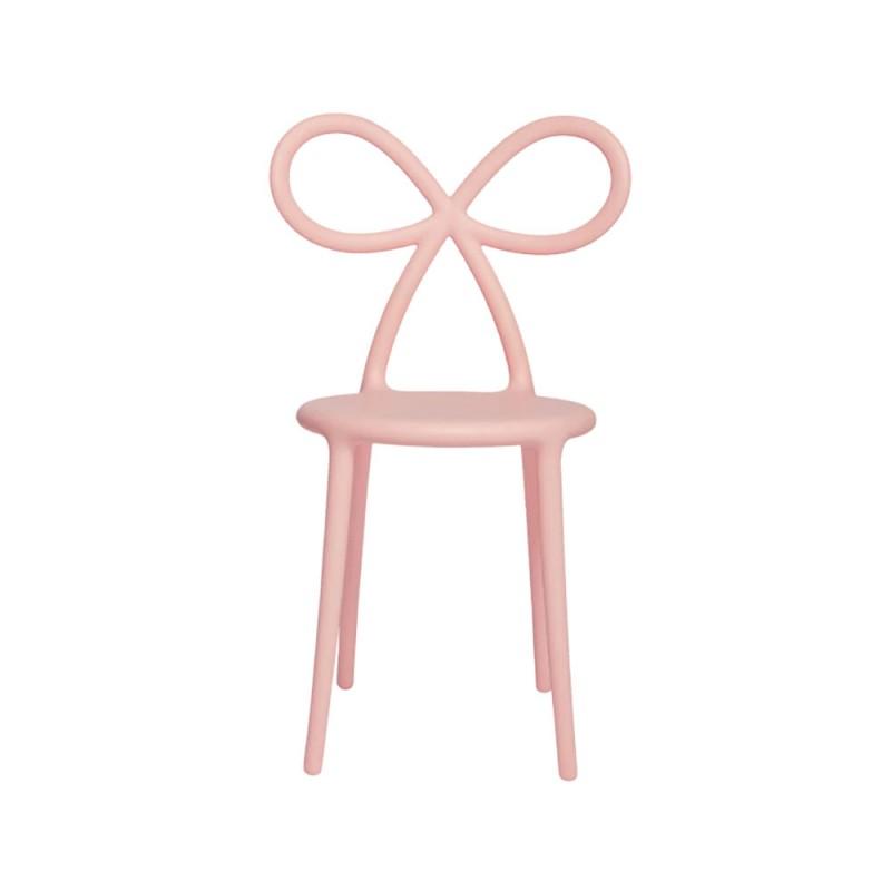 Qeeboo sedia Ribbon rosa