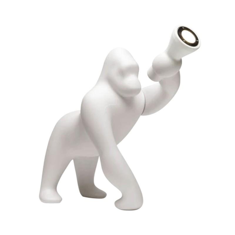 Qeeboo lampada Kong XS avorio