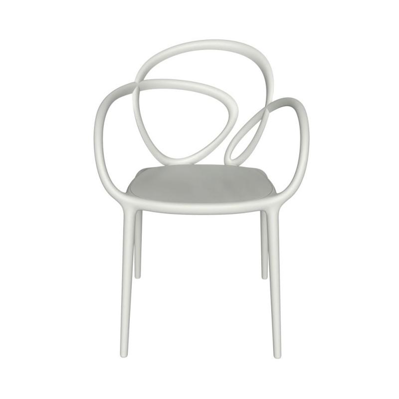 Qeeboo coppia di sedie Loop...
