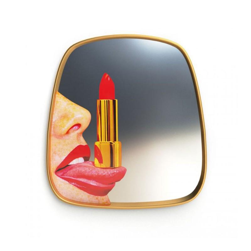 Seletti specchio Tongue...