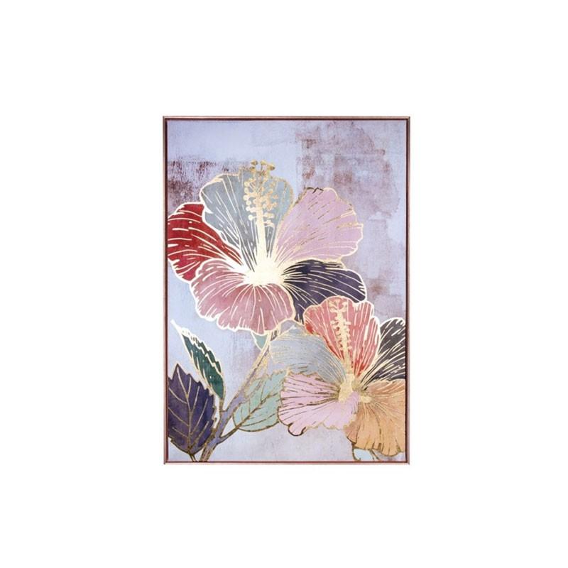 L'Oca Nera quadro floreale...