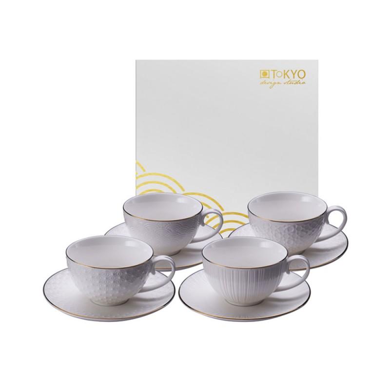 Tokyo Design set 4 tazze da...