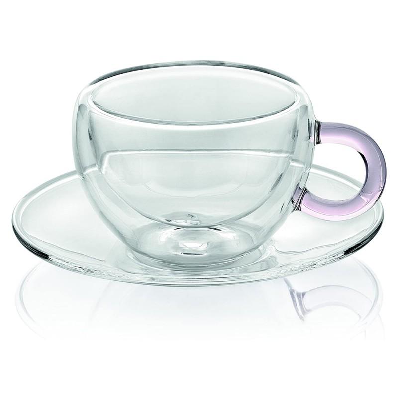 IVV set 2 tazze caffè con...
