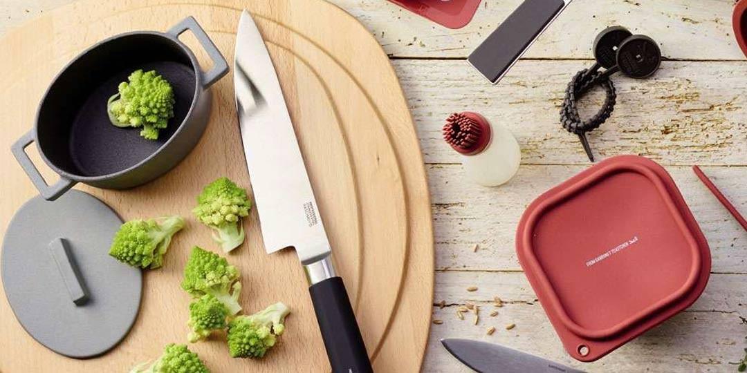 Taglieri e coltelli, vita da chef