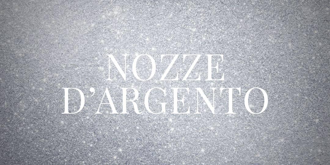 Bomboniere Nozze d'Argento, le più belle per il 2020