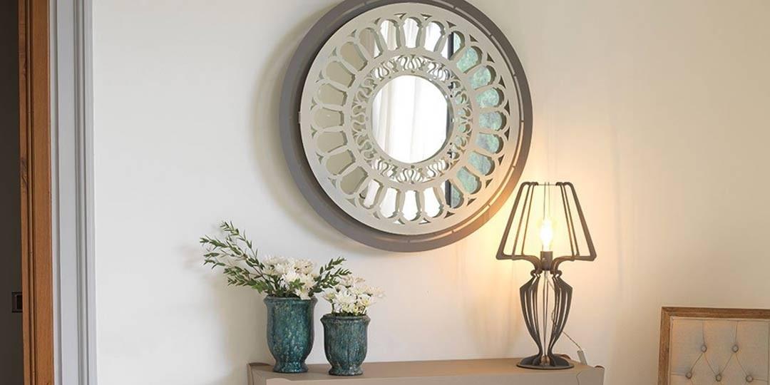 Specchi, arredare casa con i riflessi di luce