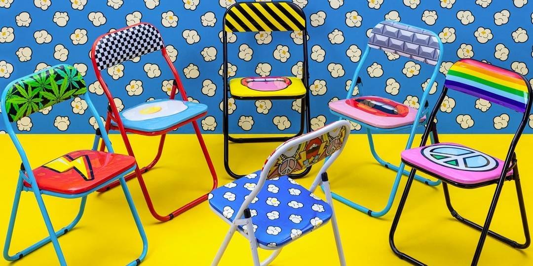 Sedie, sgabelli, pouf e poltrone dei migliori brand